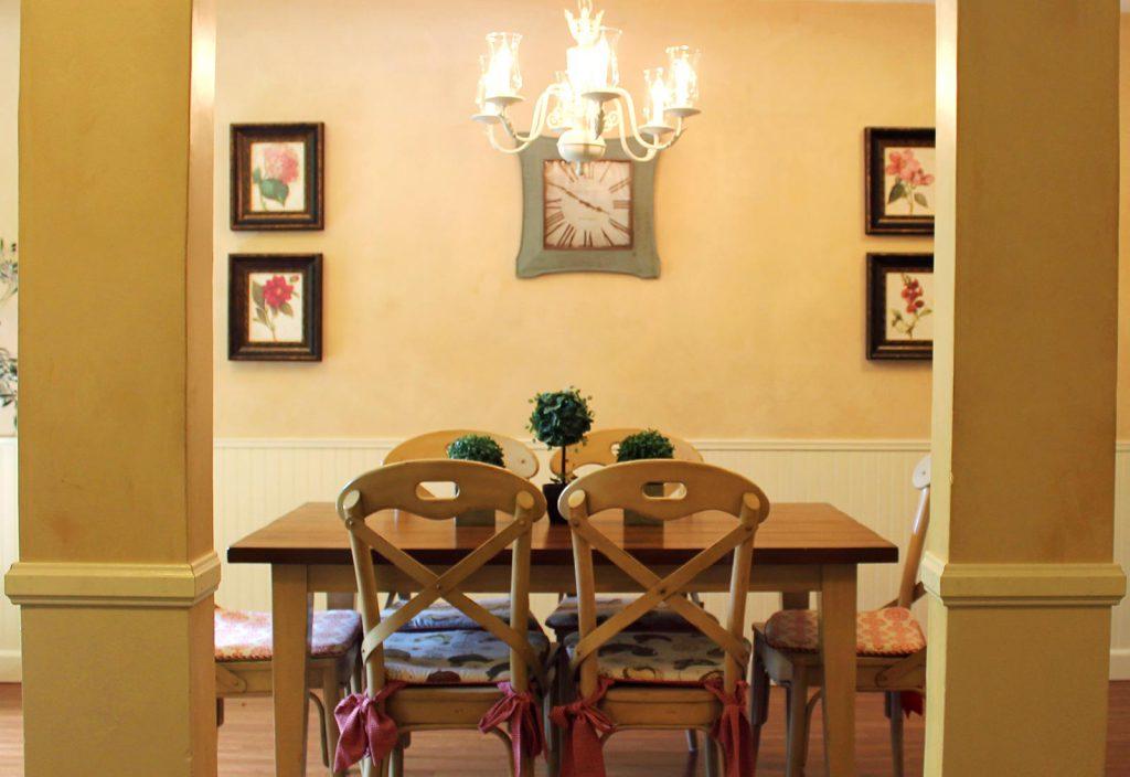 The Tea Room at Wood Glen Hall